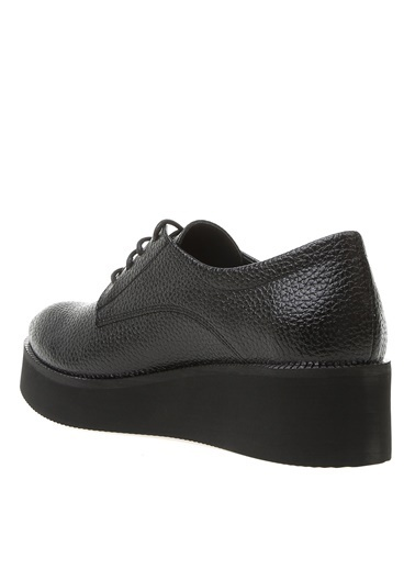 Limon Company Limon Siyah Kadın Dolgu Tpklu Ayakkabi Siyah